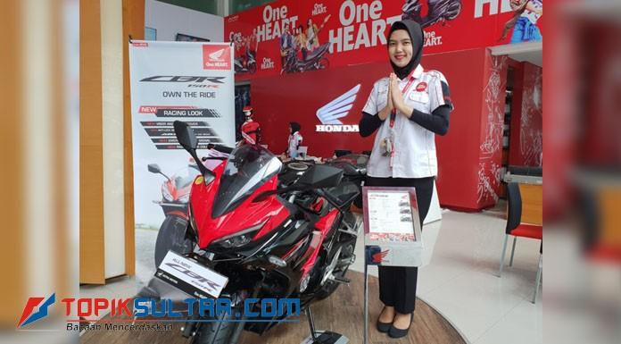 Promo Akhir Tahun Honda CBR150R