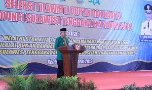 lukman abunawas, la, wakil gubernur, sulawesi tenggara, sultra,