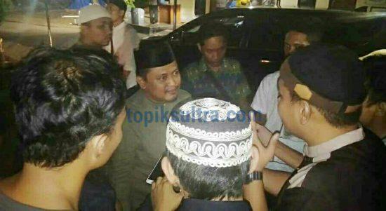 Ketua DPRD Kabupaten Bombana Andi Firman